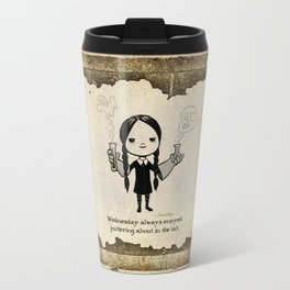 In the Laboratory Travel Mug
