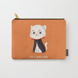 I'm a Vampurrr Carry-All Pouch