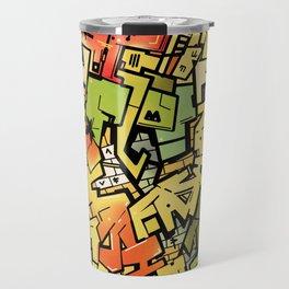 F_camouflage Travel Mug