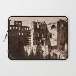 Ruins in Heidelberg Laptop Sleeve