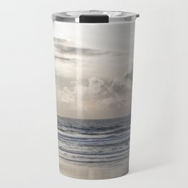Silver Scene Travel Mug