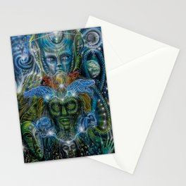 Eternal Being Stationery Cards