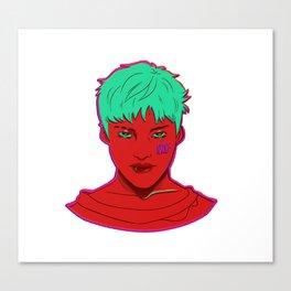 [MOVE] taemin // 061218 Canvas Print