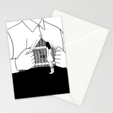 Sorry I'm Closed Stationery Cards