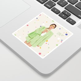 I cancel plans to spend time with me. Sticker