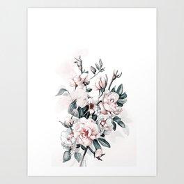 Flowers near me 13 Art Print