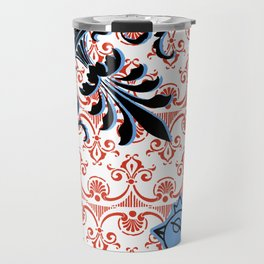 The Chicken King Travel Mug