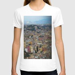 Napoli view T-shirt