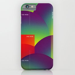 One more iPhone Case