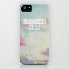 limitless mind Slim Case iPhone (5, 5s)