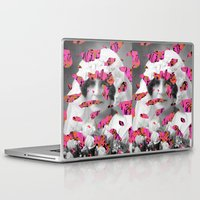 feet Laptop & iPad Skins featuring Hot Feet by Tyler Spangler