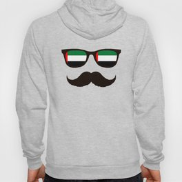 United Arab Emirates Retro Shirt Hoody