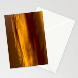 Evening Sky in Minnesota Stationery Cards