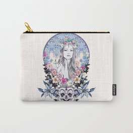 Topeng Carry-All Pouch