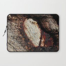 Aboriginal scarred Tree Laptop Sleeve