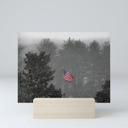 Free Flowing... Mini Art Print