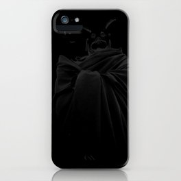 Obscure Insanity iPhone Case