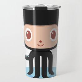 Github Octocat Travel Mug