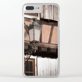 Light and Shadow Lamp Clear iPhone Case