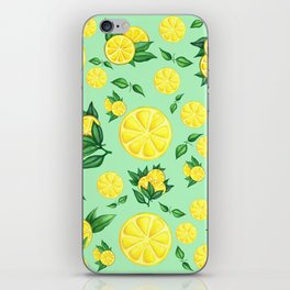 LEMON #1 iPhone Skin