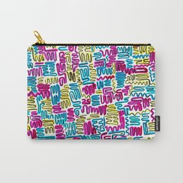 Squiggles & Giggles Carry-All Pouch