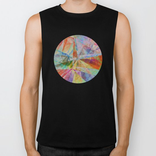 Intersections Biker Tank