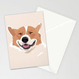 my dog Stationery Cards
