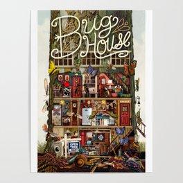 Bug House Poster