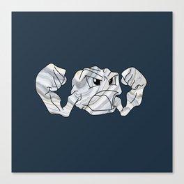 Geode Dude Canvas Print