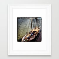photograph Framed Art Prints featuring Photograph by Luke Lee