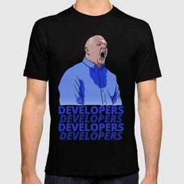 Steve Ballmer: Developers Developers! T-shirt