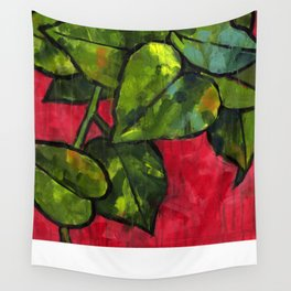 Pothos 3 Wall Tapestry