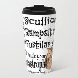 Tickle Your Catastrophe Travel Mug