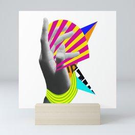 Feel Mini Art Print