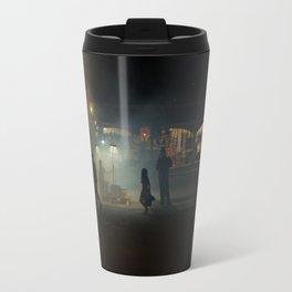 Halloween in Mexico Travel Mug