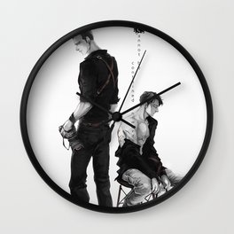 Cherik: Cannot be Contained in Words Wall Clock