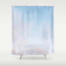 Hasta El Cielo Shower Curtain