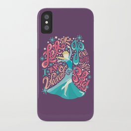 Snow Queen iPhone Case