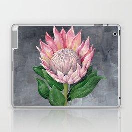 Protea Flower Painting Laptop & iPad Skin