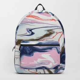 autumn. Backpack