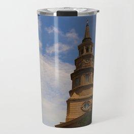 St. Philip's Church Charleston Travel Mug
