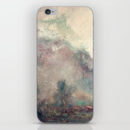 Mist iPhone Skin