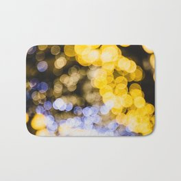 Magic lights Bath Mat