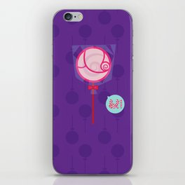 Lolipop - CosmoLOL!icious iPhone Skin