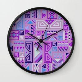 Polynesia Wall Clock
