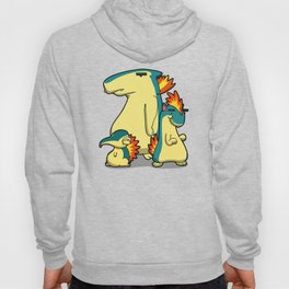 Pokémon - Number 155, 156 & 157 Hoody