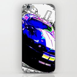 Shelby Mustang iPhone Skin