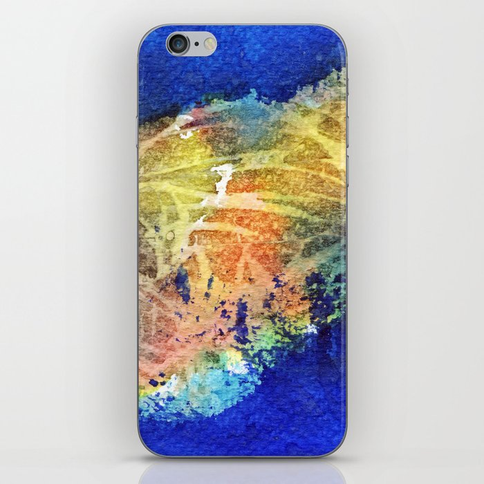 archipelago iPhone Skin