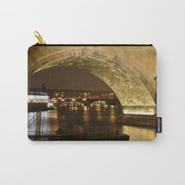 Under the Charles Bridge Carry-All Pouch