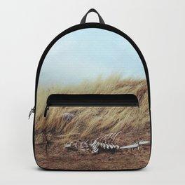 Winded Skeleton Backpack